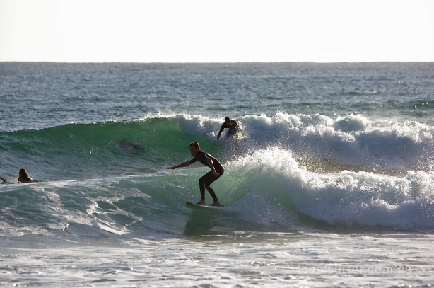 6:13 am - Burleigh waves