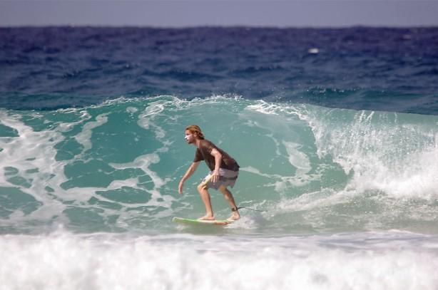 good swell