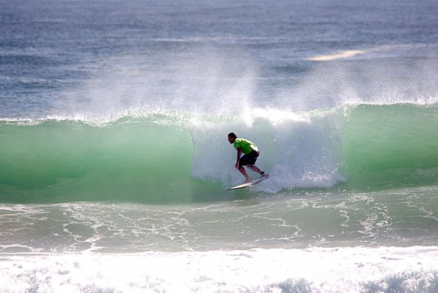 Duranbah was quite clean over the weekend
