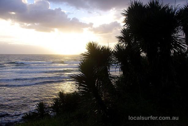 6:46 am - Burleigh Cove