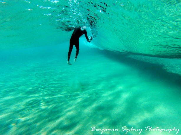 A photo of a local photo at Currumbin on a nice clear day - Benjamin Sydney Photography on Facebook
