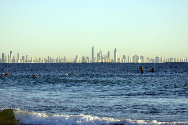 Surfers Paradise High-risers
