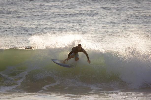 Nth Burleigh Wave