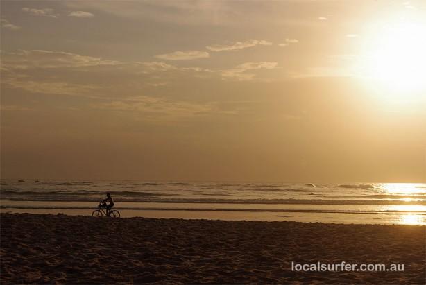 beach cycle