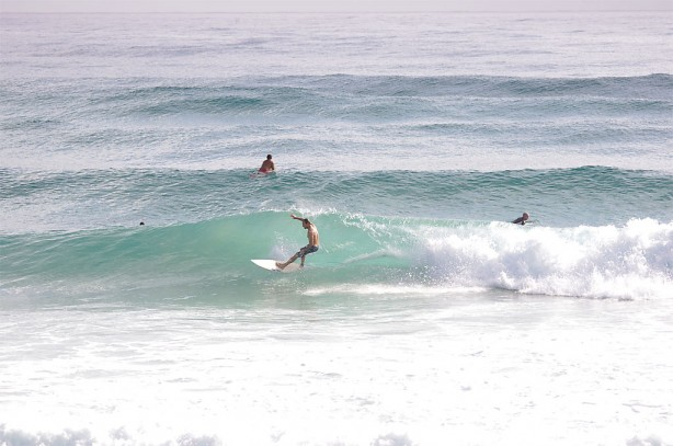 great surf to start the new year
