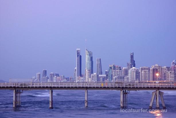 6:13 am - Rise and shine Gold Coast