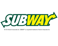 Subway. Eat Fresh, Surf hard!