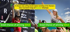 Why surfing should replace wrestling at the Olympics